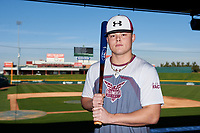 David Lewis during the Under Armour All-America Tournament powered by Baseball Factory on January 17, 2020 at Sloan Park in Mesa, Arizona.  (Zachary Lucy/Four Seam Images)