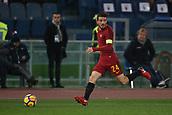 1st December 2017, Stadio Olimpico, Rome, Italy; Serie A football. AS Roma versus Spal;  Alessandro Florenzi Roma
