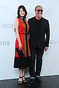 (L-R) Ryoko Yonekura, Dakota Johnson, <br /> Nov 20, 2015 : <br /> Actress Ryoko Yonekura and Designer Michael Kors <br /> attends the Michael Kors store event in Tokyo, Japan on November 20, 2015.<br /> American luxury brand opened its largest flagship store in Tokyo's renowned Ginza district. (Photo by Yohei Osada/AFLO)