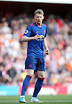 Manchester United's Scott McTominay in action during the Premier League match at the Emirates Stadium, London. Picture date: May 7th, 2017. Pic credit should read: David Klein/Sportimage