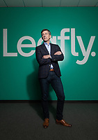 Leafly CEO Tim Leslie Seattle portraits