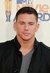 UNIVERSAL CITY, CA. - May 31: Channing Tatum arrive at the 2009 MTV Movie Awards held at the Gibson Amphitheatre on May 31, 2009 in Universal City, California.