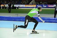 SCHAATSEN: HEERENVEEN: 25-10-2013, IJsstadion Thialf, NK afstanden, 5000m, Sven Kramer, ©foto Martin de Jong
