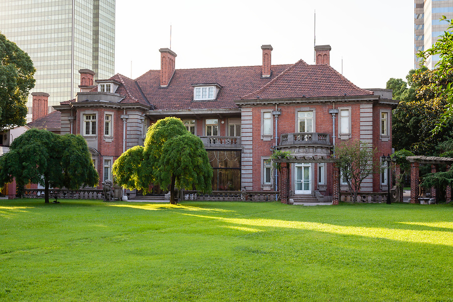 The Morriss Estate (Now A Part Of The Ruijin Hotel).  French Concession.