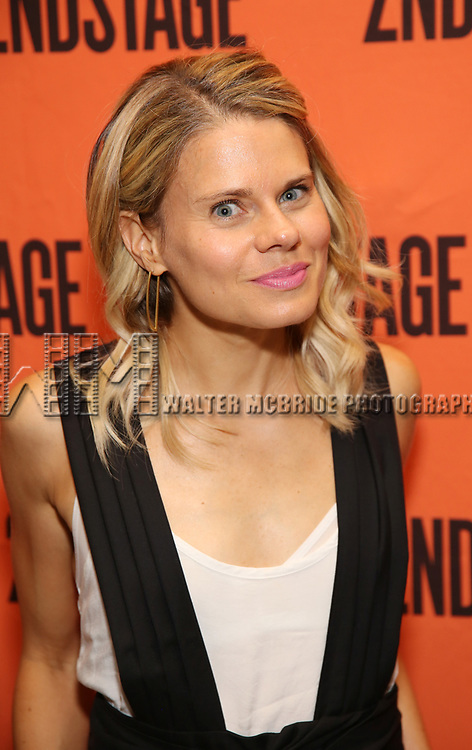 Celia Keenan-Bolger attends the Opening Night Party for 'A Parallelogram'  on August 2, 2017 at Havana Central in New York City.