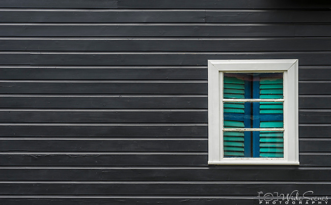 House window in Murrurundi, New England, NSW, Australia