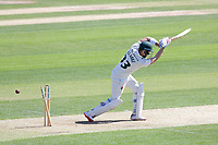 Joe Clarke of Notts is bowled out by Jamie Porter during Essex CCC vs Nottinghamshire CCC, Specsavers County Championship Division 1 Cricket at The Cloudfm County Ground on 14th May 2019