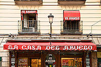 La Casa del Abuelo, Madrid, Spain