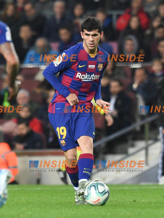 Carles Alena <br /> 07/12/2019 <br /> Barcelona - Maiorca<br /> Calcio La Liga 2019/2020 <br /> Photo Paco Largo Panoramic/insidefoto <br /> ITALY ONLY