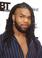MNEK at the British LGBT Awards at the London Marriott Hotel Grosvenor Square, Grosvenor Square, London on Friday 11 May 2018<br /> CAP/ROS<br /> &copy;ROS/Capital Pictures