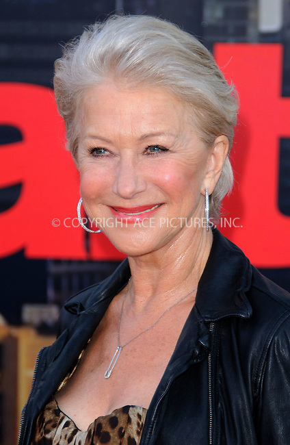 WWW.ACEPIXS.COM . . . . .  ..... . . . . US SALES ONLY . . . . .....April 20 2011, London....Helen Mirren arriving at the European Premiere of Arthur at Cineworld 02 on April 19, 2011 in London....Please byline: FAMOUS-ACE PICTURES... . . . .  ....Ace Pictures, Inc:  ..Tel: (212) 243-8787..e-mail: info@acepixs.com..web: http://www.acepixs.com