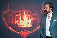 2019 03 20 Hellboy photocall in Madrid