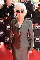 Debbie McGee<br /> arriving for TRIC Awards 2018 at the Grosvenor House Hotel, London<br /> <br /> ©Ash Knotek  D3388  13/03/2018