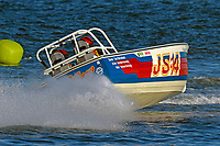 "JS-14 ""Red, White & Brew""           (Jersey Speed Skiff(s)"