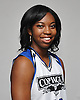 Mikaiya Moore of Copiague poses for a portrait during the Newsday All-Long Island varsity girls basketball photo shoot at company headquarters on Tuesday, Mar. 29, 2016.