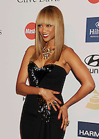 BEVERLY HILLS, CA - FEBRUARY 09: Tyra Banks arrives at the The 55th Annual GRAMMY Awards - Pre-GRAMMY Gala And Salute To Industry Icons Honoring L.A. Reid at the Beverly Hilton Hotel on February 9, 2013 in Beverly Hills, California.PAP0213JP405.PAP0213JP405. Nortephoto