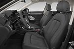 Front seat view of 2019 Audi Q3 Premium-Plus 5 Door SUV Front Seat  car photos