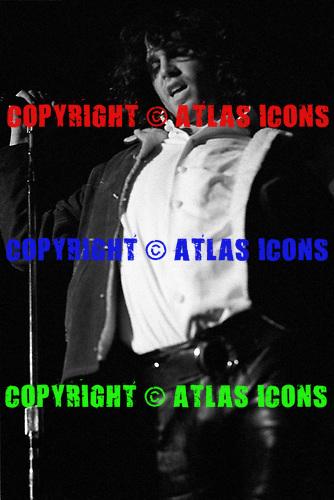 Jim Morrison; The Doors; 1967; <br /> Photo Credit: Baron Wolman\AtlasIcons.com