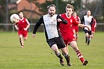 Sway FC Reserves VS Portcastrian FC - Pickford Cup Fourth Round