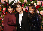 Krysta Rodriguez, Andy Mientus and Nikki M. James attends The American Theatre Wing's 2019 Gala at Cipriani 42nd Street on September 16, 2019 in New York City.