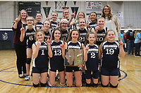 7th Grade Volleyball 3/4/19