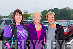 Aoife O'Reilly, Mary Brennan and  Eileen Cronin who participated in the Old Kenmare walk in aid of Multiple Sclerosis Ireland on Sunday