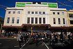 Embassy Theatre. Wellington scenes. Photo: Marc Weakley