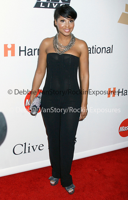 Toni Braxton at The Recording Academy and Clive Davis Presention of The 2010 Pre-Grammy Gala - Salute To Icons Honoring Doug Morris held at The Beverly Hilton Hotel in Beverly Hills, California on January 30,2010                                                                   Copyright 2009  DVS / RockinExposures