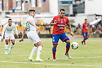 Atlético Nacional venció 1-2 a Deportivo Pasto.  Fecha 12 Liga Águila II-2019.