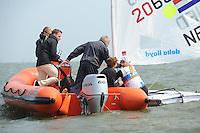 ZEILSPORT: MEDEMBLIK: 28-05-2016, Delta Lloyd Regatta, Marit Bouwmeester, ©foto Martin de Jong