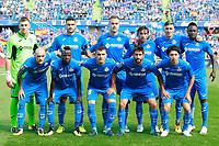GETAFE CF v FC BARCELONA. LA LIGA 2017/2018. ROUND 4.