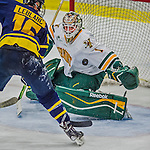 2015-02-21 NCAA: Merrimack at Vermont Men's Hockey