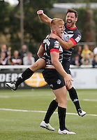 London Broncos v Leeds Rhinos 20-8-2016