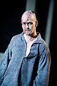Frankenstein by Nick Dear based on the novel by Mary Shelly directed by Danny Boyle. With Johnny Lee Miller as The Creature. Opens at The Olivier Theatre at The Royal National Theatre  on  on 22/2/11 . CREDIT Geraint Lewis
