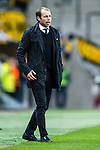 Solna 2013-09-30 Fotboll Allsvenskan AIK - &Ouml;sters IF :  <br /> AIK chefstr&auml;nare coach Andreas Alm <br /> (Foto: Kenta J&ouml;nsson) Nyckelord:  portr&auml;tt portrait