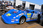 May 22, 2014; 4:41:33 PM; Wheatland, Mo., USA; The  Lucas Oil Late Model Dirt Series running the 22nd Annual Lucas Oil Show-Me 100 Presented by ProtectTheHarvest.com.  Mandatory Credit: (thesportswire.net)