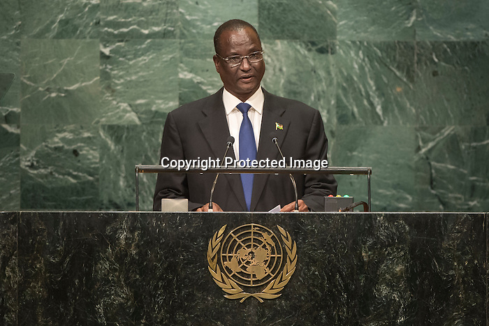 South Sudan<br /> H.E. Mr. Taban Deng Gai<br /> Vice-Presiden<br /> <br /> General Assembly Seventy-first session, 17th plenary meeting<br /> General Debate