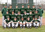 3-28-17, Huron High School junior varsity baseball team