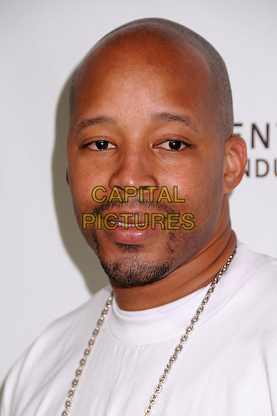 WARREN G (Warren Griffin III).5th Annual Peapod Foundation Benefit Concert at The Conga Room, Los Angeles, California, USA..February 5th, 2009.headshot portrait white goatee facial hair .CAP/ADM/BP.©Byron Purvis/AdMedia/Capital Pictures.