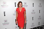 LuAnn de Lesseps from Real Housewives of New York Attend E!'s 2016 Spring NYFW Kick Off party at The Standard, High Line, Biergarten & Garden