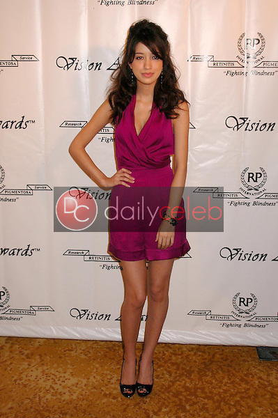 Christian Serratos<br />at the 36th Annual Vision Awards. Beverly Wilshire Hotel, Beverly Hills, CA. 06-27-09<br />Dave Edwards/DailyCeleb.com 818-249-4998