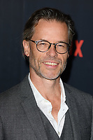 """Guy Pearce<br /> arriving for the premiere of """"The Innocents"""" at the Curzon Mayfair, London<br /> <br /> ©Ash Knotek  D3421  20/08/2018"""
