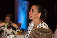 Orlando, FL - Saturday February 10, 2018: Anniversary Dinner, Shannon Boxx during U.S. Soccer's Annual General Meeting (AGM) at the Renaissance Orlando at SeaWorld.