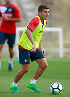 Getafe CF's Francisco Portillo during training session. August 1,2017.(ALTERPHOTOS/Acero) /NortePhoto.com