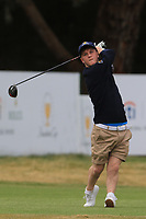 Brendan Lawlor (International) on the 2nd tee during the ISPS HANDA Disabled Golf Cup at the Presidents Cup 2019, Royal Melbourne Golf Club, Melbourne, Victoria, Australia. 13/12/2019.<br /> Picture Thos Caffrey / Golffile.ie<br /> <br /> All photo usage must carry mandatory copyright credit (© Golffile   Thos Caffrey)