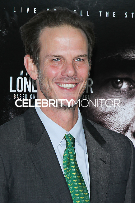 "HOLLYWOOD, CA - NOVEMBER 12: Peter Berg at the AFI FEST 2013 - ""Lone Survivor"" Premiere held at TCL Chinese Theatre on November 12, 2013 in Hollywood, California. (Photo by David Acosta/Celebrity Monitor)"