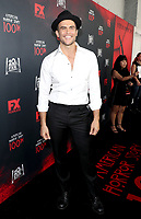 """LOS ANGELES - OCTOBER 26: Cheyenne Jackson attends the red carpet event to celebrate 100 episodes of FX's """"American Horror Story"""" at Hollywood Forever Cemetery on October 26, 2019 in Los Angeles, California. (Photo by John Salangsang/FX/PictureGroup)"""