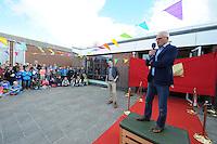 ALGEMEEN: JOURE: 08-04-2016, Westermarskoalle officiële opening, ©foto Martin de Jong