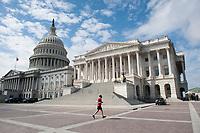 Coronavirus US Capitol