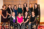 Chris Siochru celebrated her 50th Birthday with family and friends at Brooklane Hotel Kenmare Friday 16th December.<br /> L-R Back: Maura Crowley, Nora Mae Harrington, Maura Murphy, Maura Burke, Kim Kennedy, Mary Callaghan and Karen Torpy.<br /> L-R Front: Breda Morgan, Marie O'Sullivan, Chris Siochru (birthday girl) and Judy Cassidy.